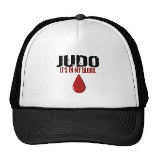 In My Blood JUDO Cap