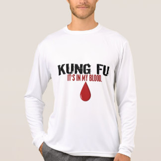 In My Blood KUNG FU T-Shirt
