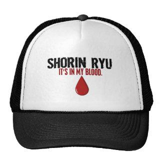 In My Blood SHORIN RYU Trucker Hat