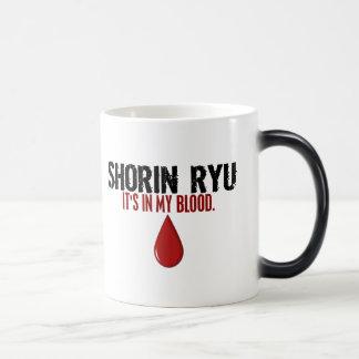 In My Blood SHORIN RYU Coffee Mugs