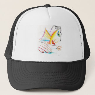 In my Dreams (A Dreamer Girl) Trucker Hat