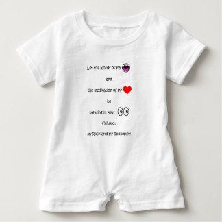 In My Heart Series Baby Romper Baby Bodysuit