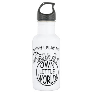 In My Own Little World Tin Whistle 532 Ml Water Bottle