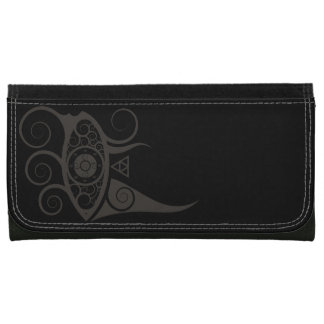 In My Projector Leather Wallet For Women