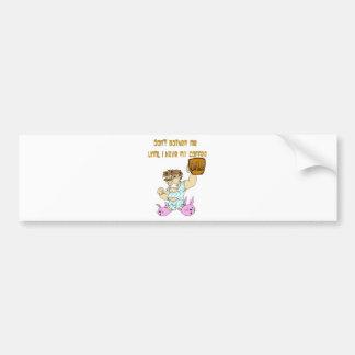 In Need Of My Morning Coffee Car Bumper Sticker