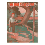 In Old Missouri Postcard