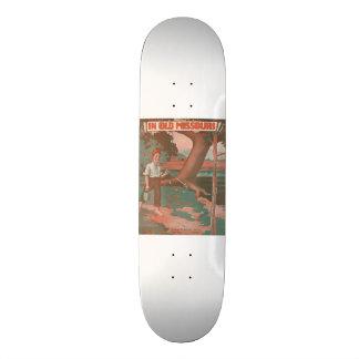 In Old Missouri Skateboard Deck