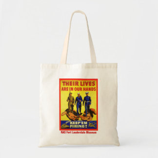 In Our Hands Budget Tote Bag