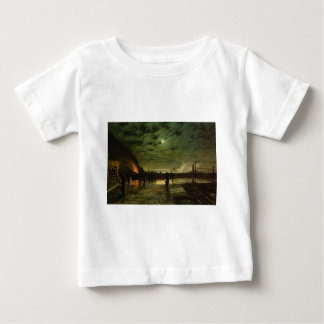 In Peril by John Atkinson Grimshaw Tees