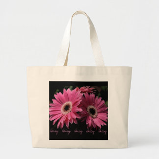 In Pink Daisy Bag
