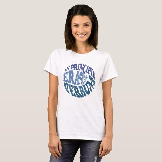 In Principio Erat Verbum T-Shirt