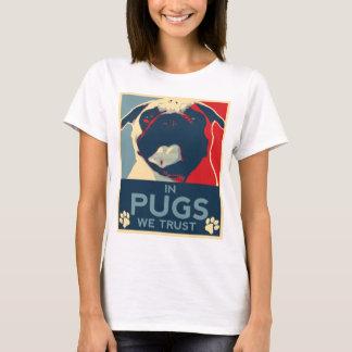 In Pugs We Trust Shirt