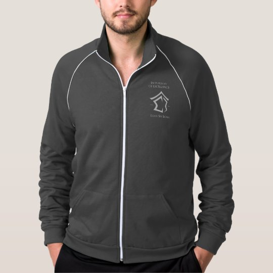 In Pursuit of Excellence Lean Six Sigma Jacket