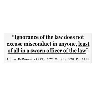 In re McCowan (1917) 177 C 93 170 P 1100 Case Law Photographic Print