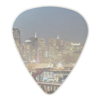 In San Francisco Acetal Guitar Pick