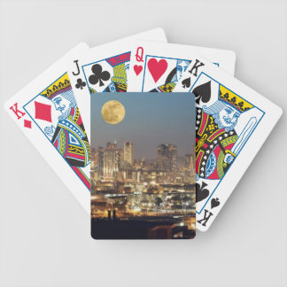 In San Francisco Bicycle Playing Cards