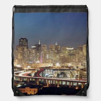 In San Francisco Drawstring Bag