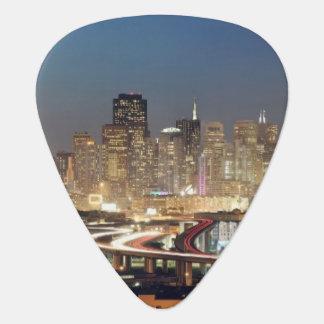 In San Francisco Guitar Pick