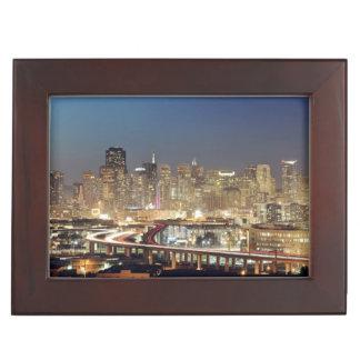 In San Francisco Keepsake Box