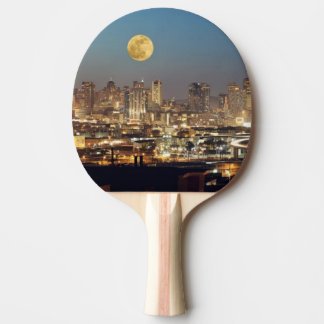 In San Francisco Ping Pong Paddle
