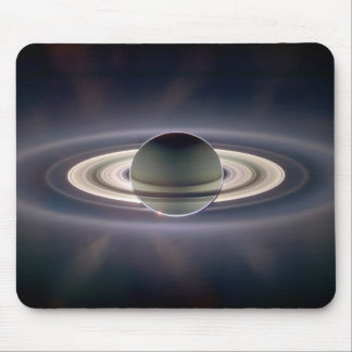 In Saturn's Shadow Mousepad
