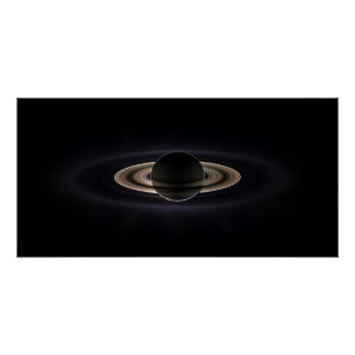 In Saturn's Shadow Poster