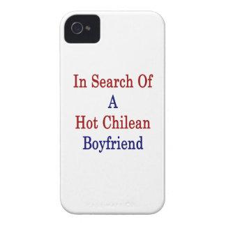 In Search Of A Hot Chilean Boyfriend iPhone 4 Case-Mate Cases