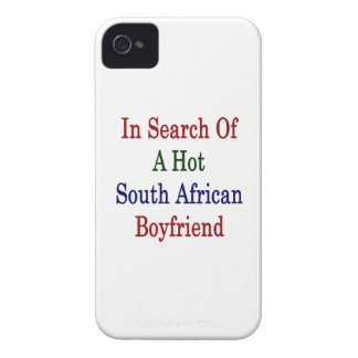 In Search Of A Hot South African Boyfriend Case-Mate iPhone 4 Cases
