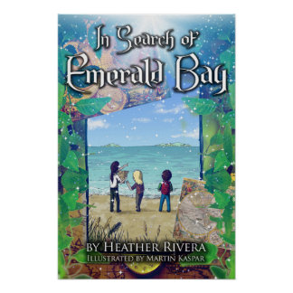 In Search of Emerald Bay Book Cover Poster