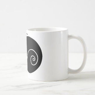 in settler cancer along crab snail coffee mugs