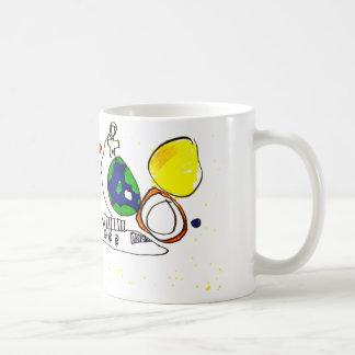 In Space Coffee Mugs
