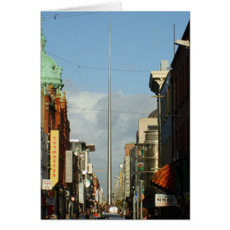 In-Spired  by Dublin Greeting Card