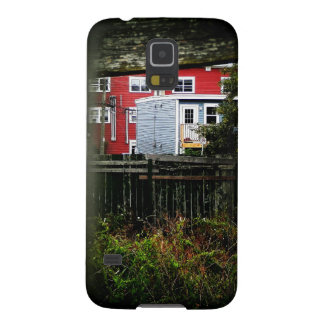 In St. John's: A Peek Through The Fence Cases For Galaxy S5