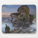 In Statu Praesenti - Mousepad