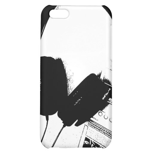 In Stereo IPhone 4 Speckcase Case For iPhone 5C