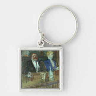 In the Bar: The Fat Proprietor Key Ring