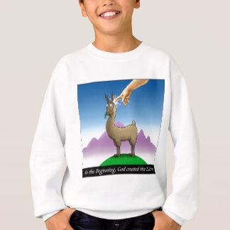 In the Beginning... Sweatshirt