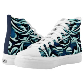IN THE BLUE WILD HIGH TOPS