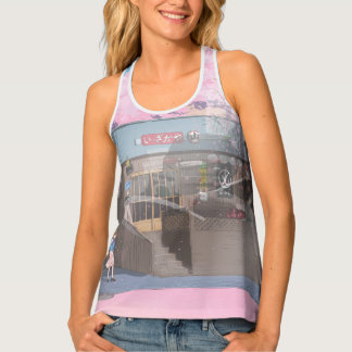 In the bus tank top