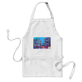 in the city aprons