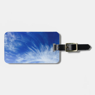 In the Clouds Luggage Tag
