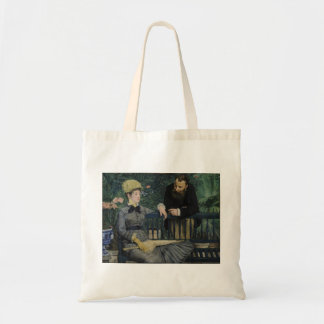 In the Conservatory - Édouard Manet 1879 Tote Bag