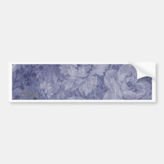 In The Deep Blue Bumper Sticker