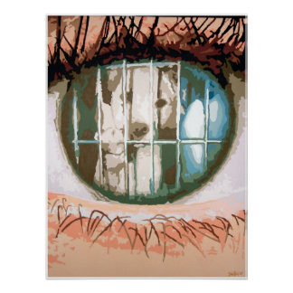 In the Eye of the Beholder Poster