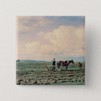 In the Field, 1872 15 Cm Square Badge