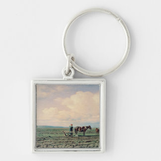 In the Field, 1872 Key Ring