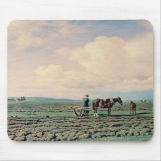 In the Field, 1872 Mouse Mat