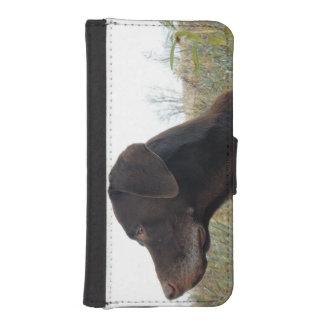In The Field iPhone SE/5/5s Wallet Case