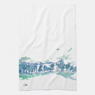 In the Field: Kitchen Towel