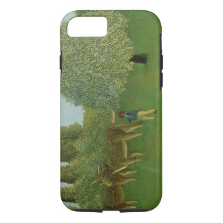 In the Fields, 1910 iPhone 7 Case